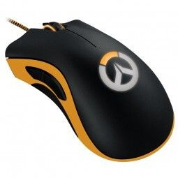 DeathAdder Chroma Gaming Maus - Overwatch Edition